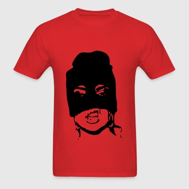 thug girl - Men's T-Shirt
