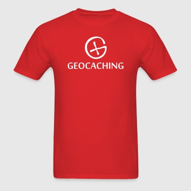 geocaching - Men's T-Shirt