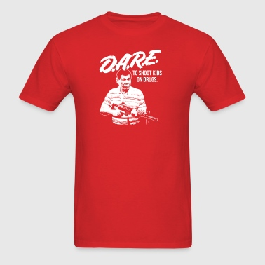 DARE DUTERTE - Men's T-Shirt