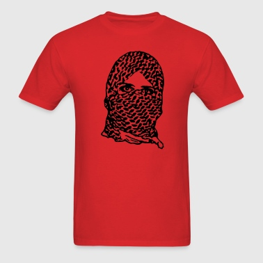 intifada_1c_us - Men's T-Shirt