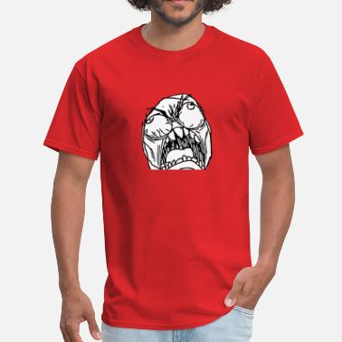 Rage Face Comic Rage2 - Men's T-Shirt