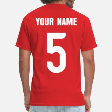 Football Jersey Football_V5 - Men's T-Shirt