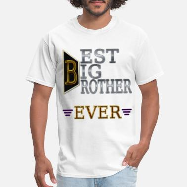 Big Brother BEST Brother Shirt Big brother - Men's T-Shirt