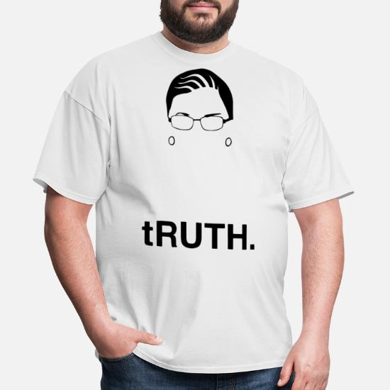 e40a71013c22 rbg ruth ginsburg supreme court feminist political Men's T-Shirt ...