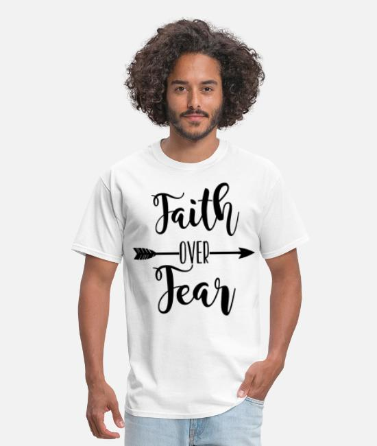 Faith Can Move Mountains Iron On Transfer For T-Shirts Light /& Dark Fabrics 32