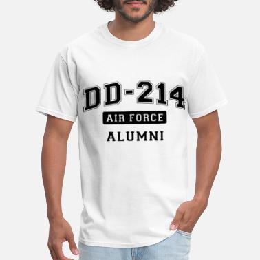 b463997a0 DD 214 air force alumni motorcycle - Men's ...