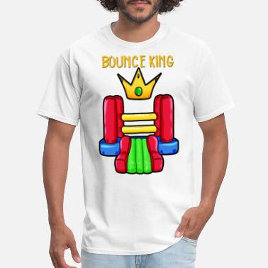 Son House Bounce House King Son Boy Bouncehouse Present gift - Men's T-Shirt