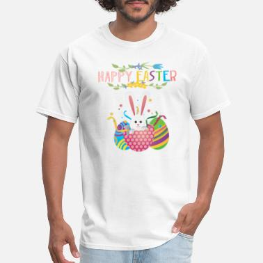 Happy Easter Happy Easter - Men's T-Shirt
