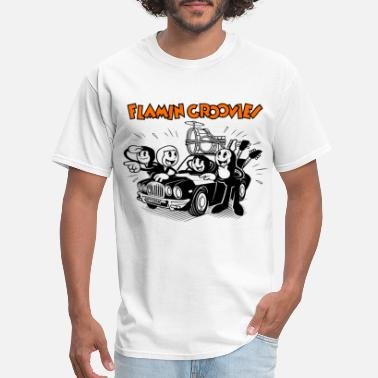 70s The Flamin Groovies American 60s 70s Rock Band Men - Men's T-Shirt