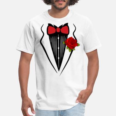 237a030960 Tie Dye Tuxedo Tuxedo Women s Tuxedo - Men's T-Shirt