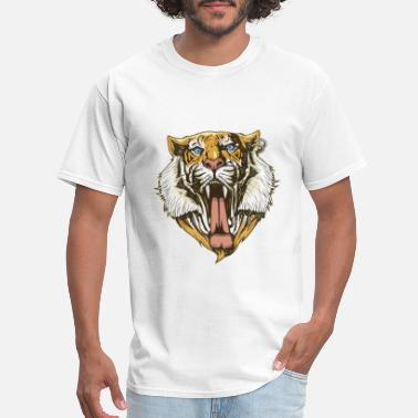 T Eye Triangle new t-shirt tiger 2018 - Men's T-Shirt