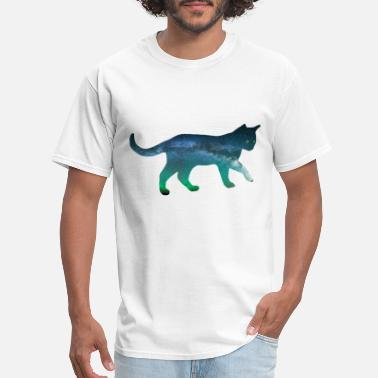 Rippa Childrens T-Shirt: Aurora Cat - Men's T-Shirt
