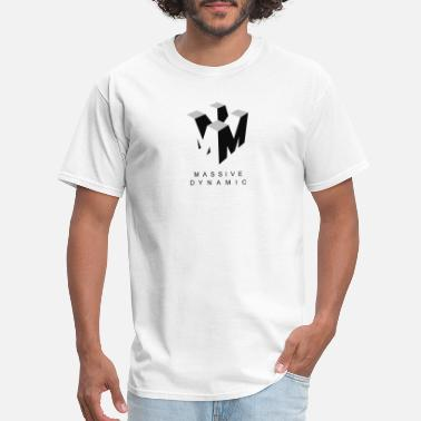 Dynamic Massive Dynamic - Men's T-Shirt
