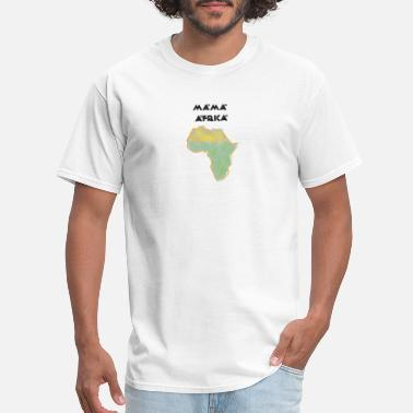 Mama Africa MaMA africa lovers - Men's T-Shirt