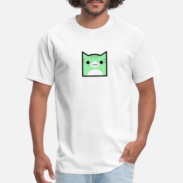 Juni Juni Cat Icon - Men's T-Shirt