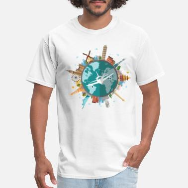 Tourism tourism - Men's T-Shirt