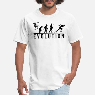 Sprinting Evolution Sprinting T Shirt - Men's T-Shirt