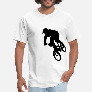 Bmx BMX Race - Men's T-Shirt