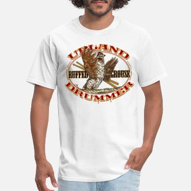 Grouse grouse_upland_drummer - Men's T-Shirt