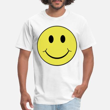ae952e3f7ff Shop Smiley Face T-Shirts online   Spreadshirt