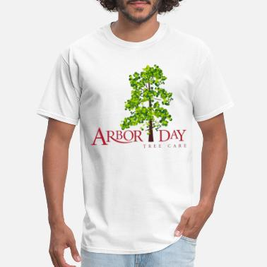 Arbor Day arbor day Tree Care - Men's T-Shirt