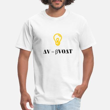 Shop Physical Laws T-Shirts online | Spreadshirt