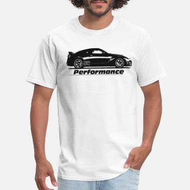 Ae Performance GTR R35 ae performance - Men's T-Shirt