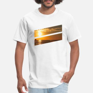 Surf Wave Photo Summer mood - ocean - Men's T-Shirt