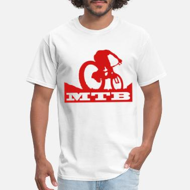 dc83db9ee9 Shop Mountain Bike T-Shirts online | Spreadshirt