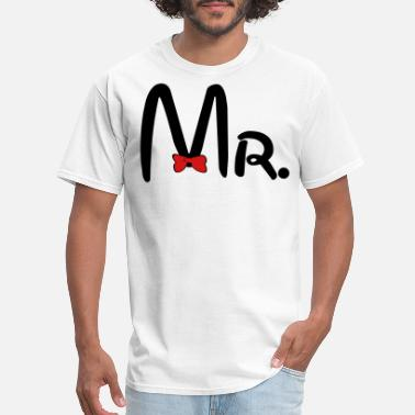Couples Mr. - Men's T-Shirt