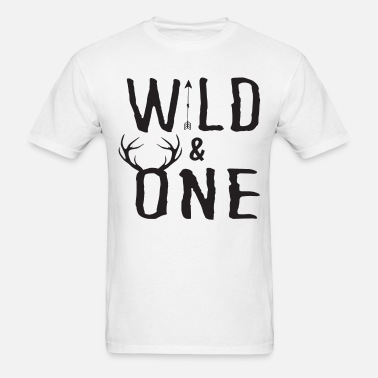 Wild One Tee First Birthday Shirt Baby Boy Birth Mens Premium T