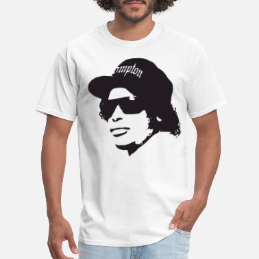 Eazy E Eazy E Inspired Hip Hop Rap T N wa Biggie Tu pac - Men's T-Shirt