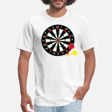 59ea3228357a Cool Graphic Design Art Dartboard - Men's ...