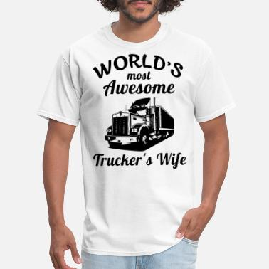 worlds most awesome truck t shirts - Men's T-Shirt
