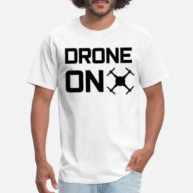 Drone Racing League Drone Quadcopter RC Remote Control Funny Gift Idea - Men's T-Shirt