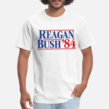 Election Reagan - Bush '84 campaign - Men's T-Shirt