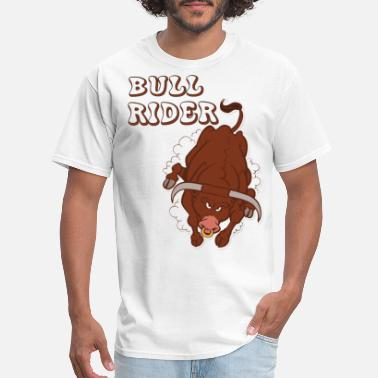 Bull-riders Bull Rider - Men's T-Shirt