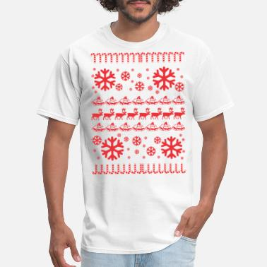 Christmas sweeter - Men's T-Shirt