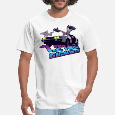 Back To The Future back to the future - Men's T-Shirt