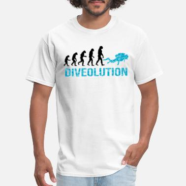 Fin DIVEOLUTION - Men's T-Shirt