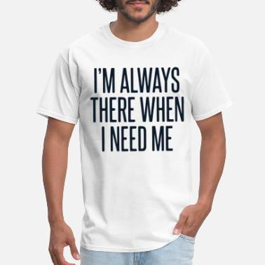 Best Friend Disney I'm always there when i need me best friends - Men's T-Shirt