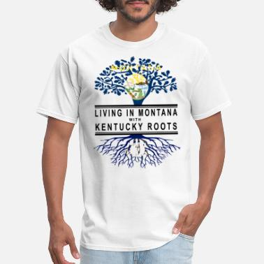 Sex America living in montana with kentucky roots america mont - Men's T-Shirt