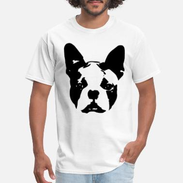 Personality Kids Boston Terrier Custom Kids Personalized Toddler Co - Men's T-Shirt