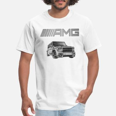 Amg Mercedes AMG - Men's T-Shirt