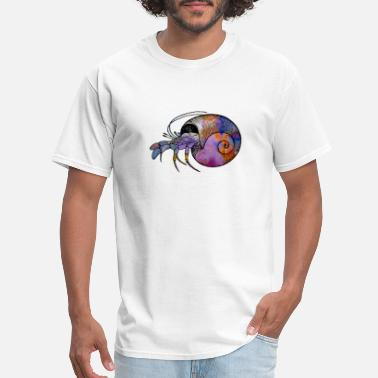Hermit Crabs Hermit Crab - Men's T-Shirt