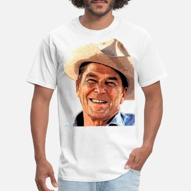 33rd Birthday Vintage Reagan Bush 84 T-shirt President 1984 Mens - Men's T-Shirt