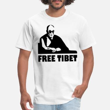 Free Tibet Free Tibet - China - Games - Men's T-Shirt