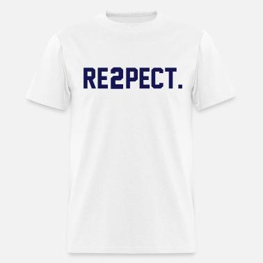 6511d32f285 RE2PECT Shirt Men's T-Shirt | Spreadshirt