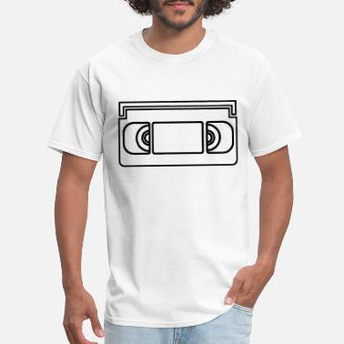 Vhs Tapes VHS Tape - Men's T-Shirt