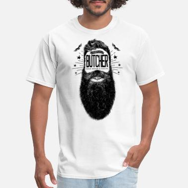 Barba Barba larga - Men's T-Shirt